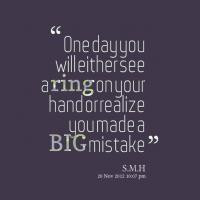 Big Mistake Quotes