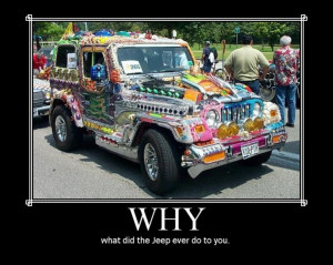 Funny Jeep Quotes