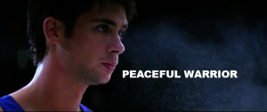 Scott Mechlowicz Peaceful Warrior Peaceful warrior