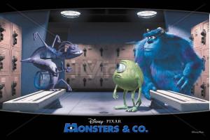 Monsters Peter Docter David...