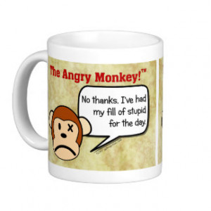 done dealing with stupid people for the day mug