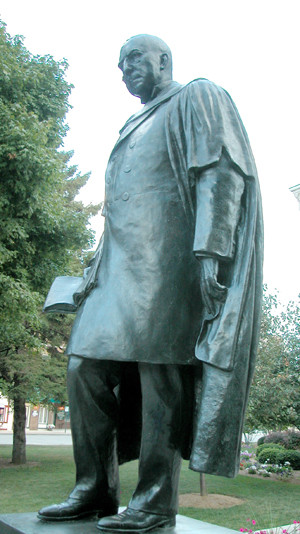 Statue of Riley, Greenfield, IN