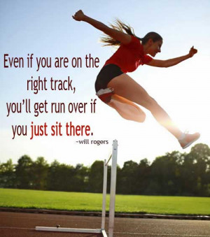 Track Quotes Action quotes and sayings :