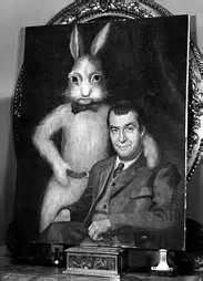 movie harvey with jimmy stewart who is not the rabbit more harvey ...