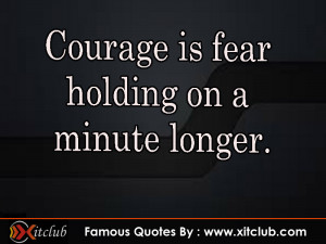 Related with Famous Courage Quotes