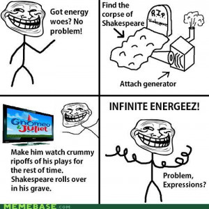 memes troll science sure to end the oil crisis