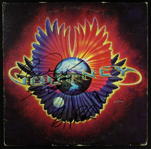 Journey Album Cover Has Been