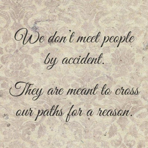 Cute quotes life sayings meet people