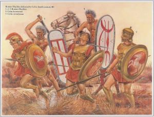 Roman Hoplites