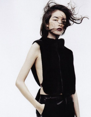 Fei Fei Sun: Black And White, November 2011, Fei Fei Sun, Black White ...