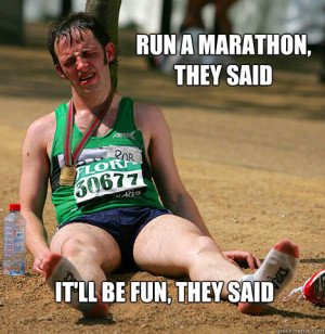 Top 10 Funny Memes About Running