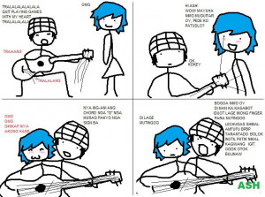 13 Wacky Bisaya Comics That Show The Wacky Life Of A Bisaya Teenager
