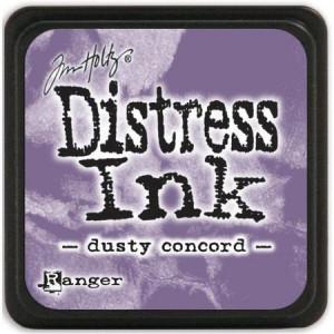 Tim Holtz Distress Mini Ink Pad - Dusty Concord