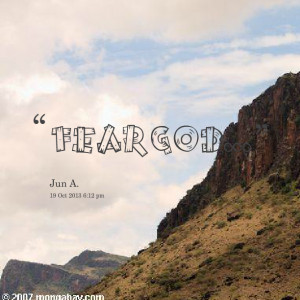 Quotes Picture by Jun Alvez Arconado