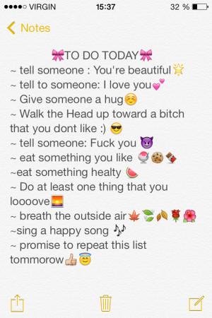 list, tumblr, being, word, to do, love, emoji, living, smiley, hug ...