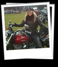 Women Harley Riders