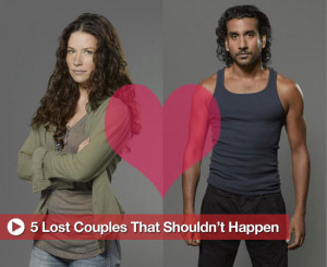 Worst Possible Couples on the TV Show Lost 2010-04-08 12:30:00