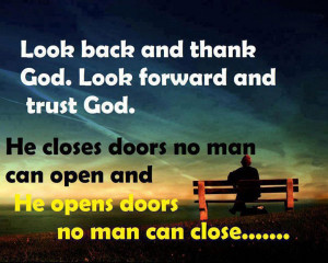 Thank God Quotes And Sayings Thank you god .