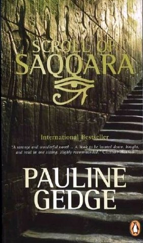 "Start by marking ""Scroll Of Saqqara"" as Want to Read:"
