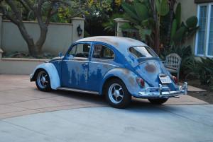 Volkswagen Beetle Earrings