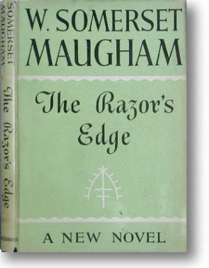 ... Books Worth, Razor Edgew, Somerset Maugham, Favorite Books, Books 2013