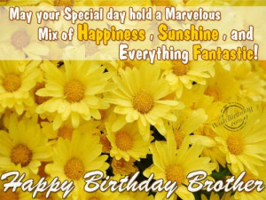 birthday quotes for younger brother-vhRc