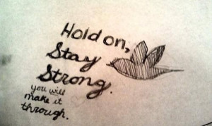 Hold on.