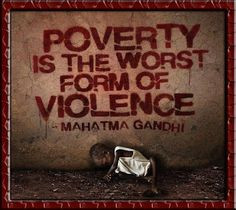 There's no excuse to not adopt! # adoption, poverty, gandhi ...