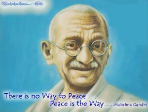 Peace Quotes, Mahatma Gandhi Quotes, Pictures, Inspirational Quotes ...