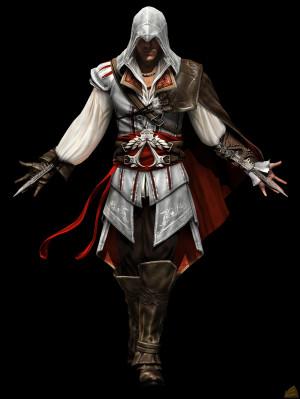 Ezio Auditore da Firenze vs Edward Kenway