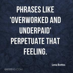 Overworked Quotes
