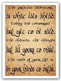 ... Tolkien- The Hobbit The Greatest Adventure, The Ballad of The Hobbit