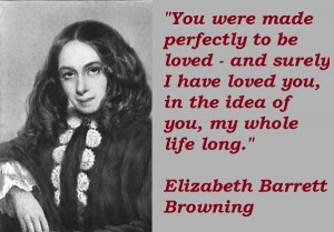 Elizabeth barrett browning famous quotes 3