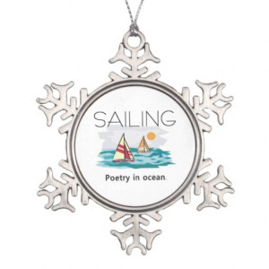 Sailing Sayings Decorations