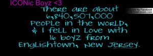 ICONic Boyz cover