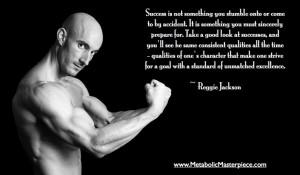 Reggie Jackson Quote ~