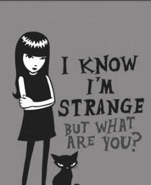 Funny Quirky Strange Cartoons - 5 Nov 2010
