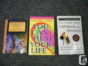 Truth About children & Divorce, Language of Letting Go, Heal Your Life