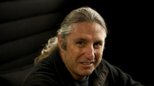 Author Tim Winton whose Eyrie has been shortlisted for the 2014 Miles