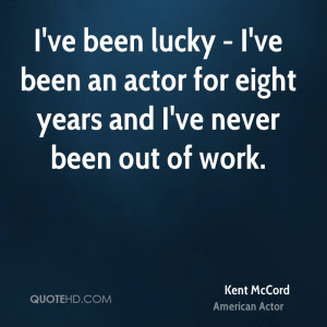 Kent McCord Quotes