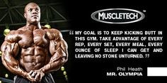 Motivation from Phil Heath