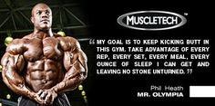 Motivation from Phil Heath