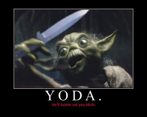 May the fourth be with you. xD