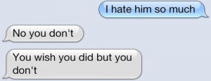 hate Him Alot