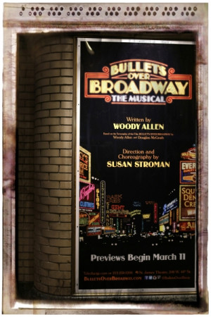 Bullets Over Broadway Musical Tickets On Sale 31 August