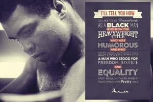 Posters > Plakaty > Sport > Box > Muhammad Ali - quotes