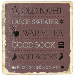 Cute winter quotes for Instagram bios!