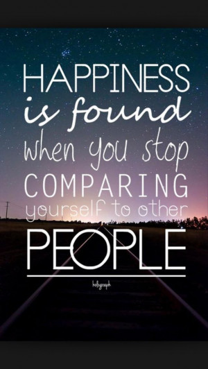 Work on your happiness today! #Quotes