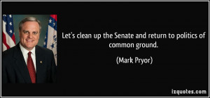 More Mark Pryor Quotes