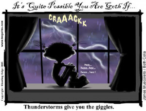 You Just Loved This One And Want Know More About The Goth Toon